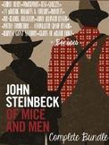 Of Mice & Men Complete Unit Bundle
