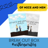 Of Mice & Men - Introduction - Break Out Box - Printable