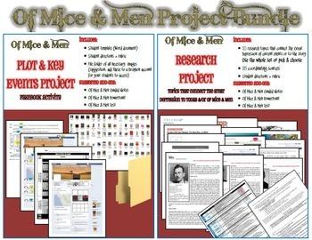 Of Mice & Men Project Bundle