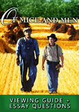 Of Mice and Men (1992) Film Viewing Guide + Essay Questions