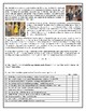 Of Mice and Men - A story by John Steinbeck / Reading Comprehension Worksheet