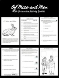 Of Mice and Men Activity Booklet