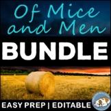 Of Mice and Men Activity Mini Bundle