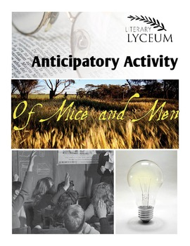 Of Mice and Men Anticipatory Activity