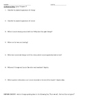 Of Mice and Men, Chapter 1, Reading Quiz