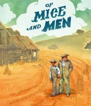 Of Mice and Men Chapter 3 by John Steinbeck 2 Scavenger Hunts for Information