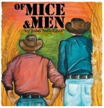 Of Mice and Men Chapter 6 by John Steinbeck Scavenger Hunt for Information