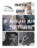 """Of Mice and Men Chapter Four """"Outsiders"""" Analysis"""