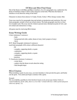 literart essay about a character final Character list macbeth lady macbeth the three witches  writing help  how to write literary analysis suggested essay topics sample a+ essay.