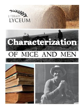Of Mice and Men Characterization Lesson