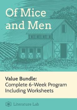 Of Mice and Men - Complete 6 - Week Program Value Bundle