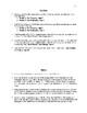 Of Mice and Men - Comprehensive Essay Assignment/Packet - CCSS Aligned