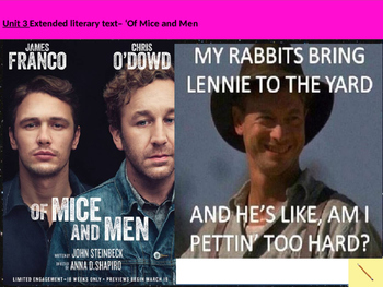 Of Mice and Men - Context, Plot & the Title explained
