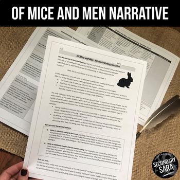 Of Mice and Men: Creative Writing Narrative (Alternate Ending)