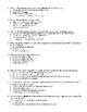 Of Mice and Men Cumulative Exam