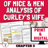 Of Mice and Men Chapter 5 | Of Mice and Men Character Anal