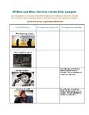Of Mice and Men Film Comparison Guide