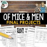 Of Mice and Men Projects