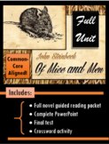 Of Mice and Men Full Unit Bundle