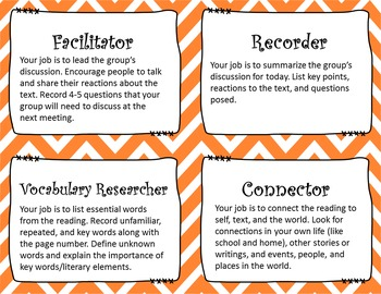 Of Mice and Men Group Task Cards