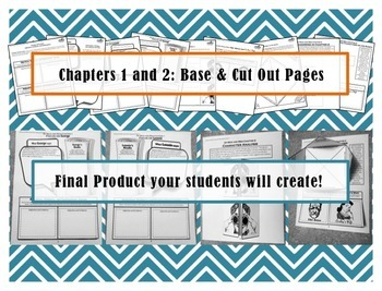 Of Mice and Men Interactive Notebook : Characterization  - High School