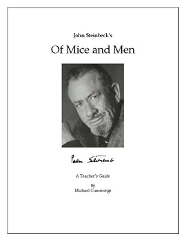 Of Mice and Men: John Steinbeck