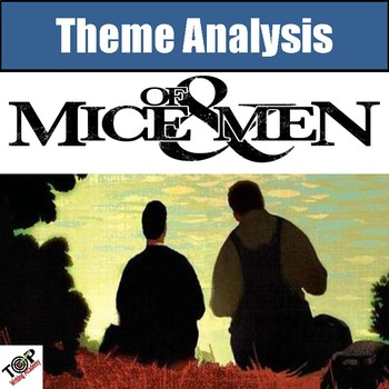 Of Mice and Men John Steinbeck Theme Analysis