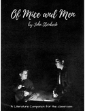 Of Mice and Men Literature Packet