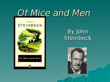 Of Mice and Men PPT