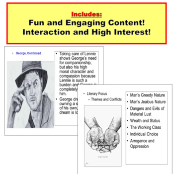 Of Mice and Men PowerPoint