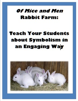 Of Mice and Men Rabbit Activity (American Dream)