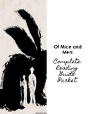 Of Mice and Men: Reading Guide Packet