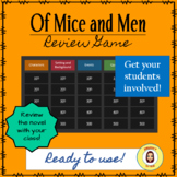 Of Mice and Men Review Game