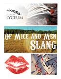 Of Mice and Men Slang Game