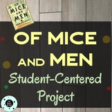 Of Mice and Men Choice Board
