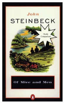 Of Mice and Men, Study Companion, ELA, Grades 9-12, Conflict chart