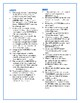 Of Mice and Men: Synonym/Antonym Vocab Crossword—Use with Bookmarks Plus!