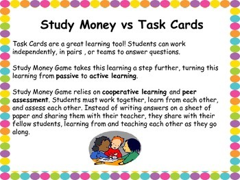 Of Mice and Men - Task Cards - Differentiated Vocabulary - Study $ Game