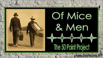 Of Mice and Men: The 50 Point Project