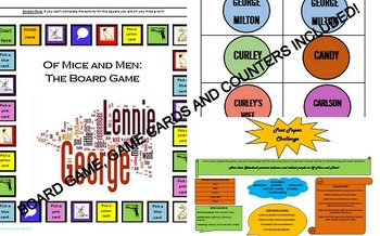 Of Mice and Men: The Board Game
