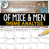 Of Mice and Men - Theme Activity