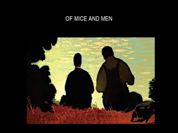 Of Mice and Men Unit PowerPoint