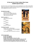 Of Mice and Men/What's Eating Gilbert Grape Guided Comparison Essay