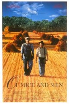 Of Mice and Men by John Steinbeck 1 Activity Bundle