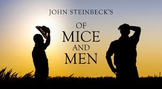 Of Mice and Men by John Steinbeck-A Complete Novel Bundle