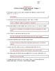 Of Mice of Men (John Steinbeck): Chapter 3 - Reading Quiz
