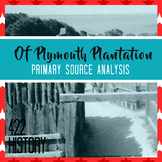 Of Plymouth Plantation Primary Source Analysis