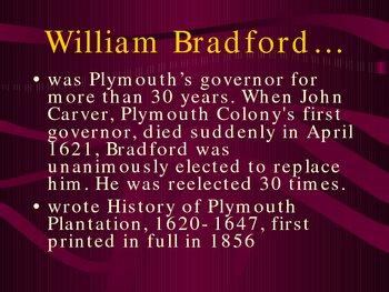 Of Plymouth Plantation - William Bradford - American Literature