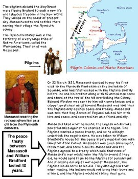 Of Plymouth Plantation by William Bradford:  TEXT SET