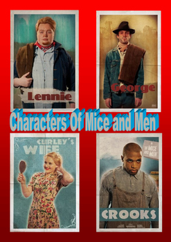 Of mice and Men mix and match activity